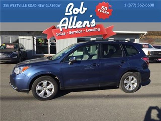 2014 SUBARU FORESTER 2.5i Touring/AWD in New Glasgow, Nova Scotia