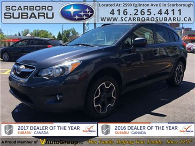 2014 SUBARU XV CROSSTREK Touring, FROM 1.9% FINANCING AVAILABLE in Scarborough, Ontario