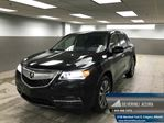 2015 Acura MDX Navi SH-AWD **$1000 after tax incentive only when financed through AFS, Timing Belt Replaced** in Calgary, Alberta