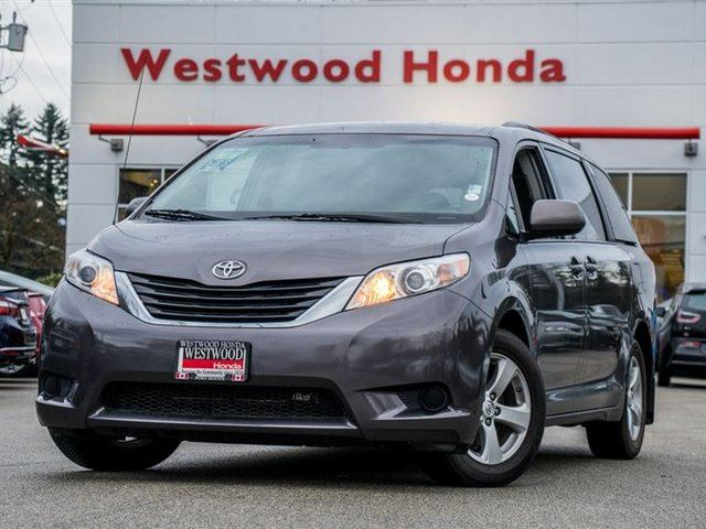 2013 TOYOTA SIENNA LE 8 Passenger (A6) in Port Moody, British Columbia