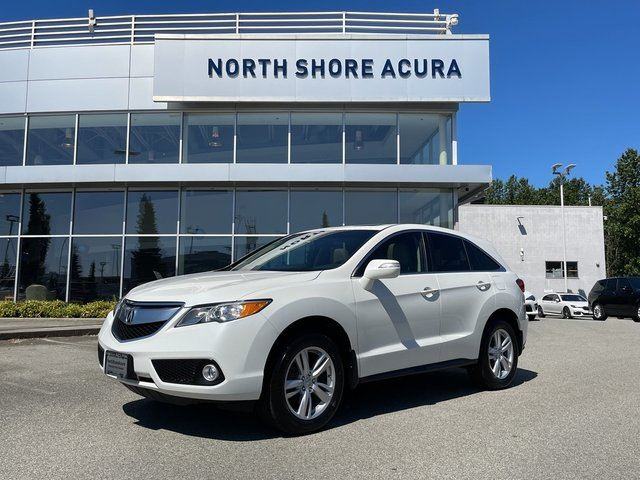 2015 ACURA RDX Tech at *Navigation* in North Vancouver, British Columbia