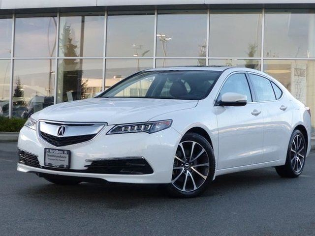 2015 ACURA TLX 3.5L P-AWS w/Tech Pkg *Navigation* in North Vancouver, British Columbia