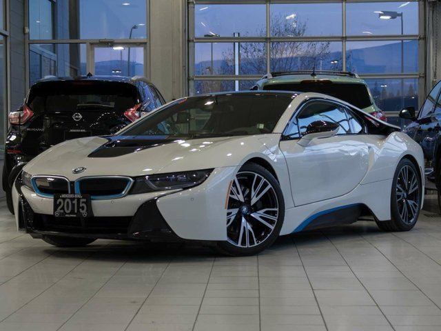 2015 BMW I8 i8 2dr All-wheel Drive Coupe in Kelowna, British Columbia