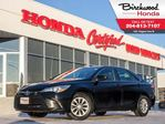2016 Toyota Camry LE in Winnipeg, Manitoba