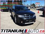 2013 Dodge Journey R/T+AWD+7 PASS.+Camera+Sunroof+Leather Heated Seat in London, Ontario