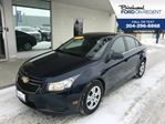 2011 Chevrolet Cruze LT Turbo+ w/1SB *Local Trade/One Owner* in Winnipeg, Manitoba