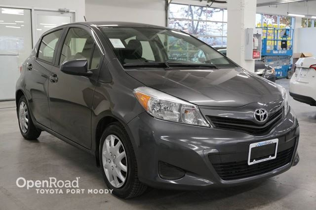 2013 TOYOTA YARIS LE in Port Moody, British Columbia