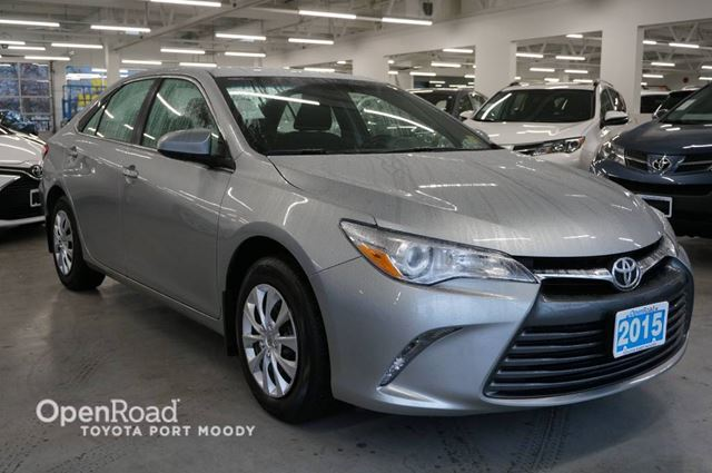 2015 TOYOTA CAMRY LE in Port Moody, British Columbia