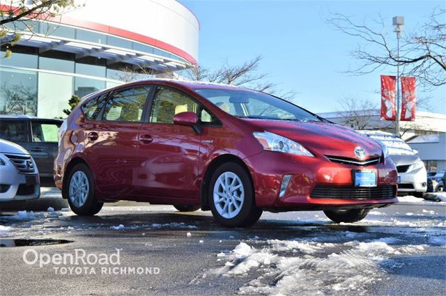 2014 TOYOTA PRIUS JUST ARRIVED!  in Richmond, British Columbia