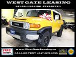 2007 Toyota FJ Cruiser 4WD  AUTOMATIC  in Vaughan, Ontario