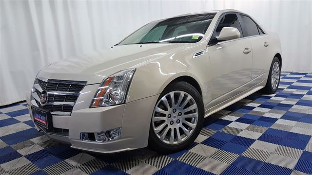 2010 CADILLAC CTS 4 AWD/SUNROOF/HTD SEATS/LEATHER in Winnipeg, Manitoba