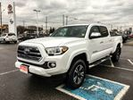 2016 Toyota Tacoma 4WD Limited Double Cab LIMITED-LEATHER+HARD TRI-FOLD! in Cobourg, Ontario