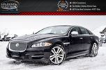 2013 Jaguar XJ Series XJ XJL Portfolio AWD Navi Pano Sunroof Backup Cam Bluetooth Blind Spot leather 19Alloy Rims in Bolton, Ontario