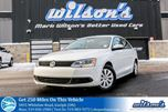 2014 Volkswagen Jetta TRENDLINE+ CRUISE CONTROL! POWER PACKAGE! KEYLESS ENTRY! AIR CONDITIONING! ONE OWNER! in Guelph, Ontario