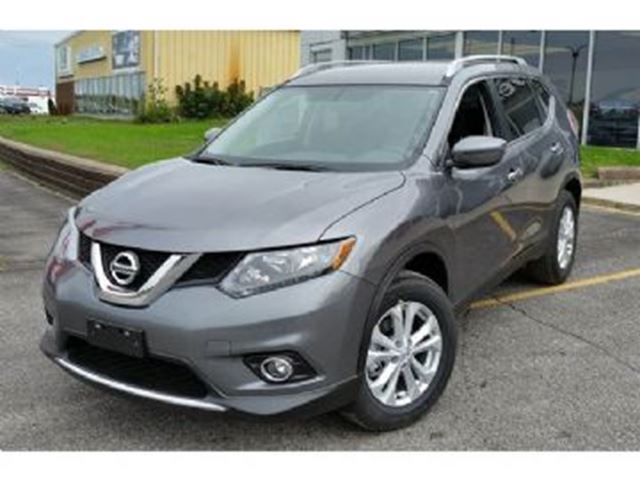 2016 NISSAN ROGUE AWD 4dr SV in Mississauga, Ontario