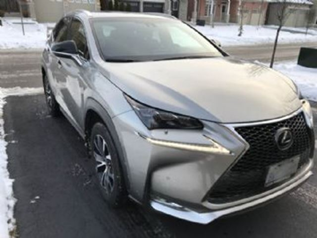2015 LEXUS NX 200T NX 200T AWD F-Sport Serie s2 in Mississauga, Ontario