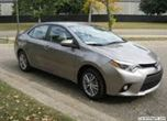 2016 Toyota Corolla 4dr Sdn CVT S in Mississauga, Ontario