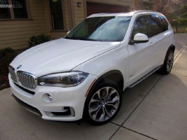 2015 BMW X5 AWD 4dr xDrive35d, 7 Passenger in Mississauga, Ontario