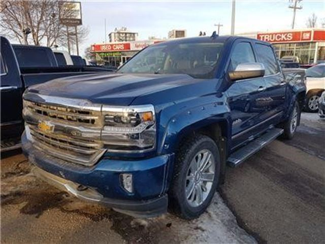 2016 CHEVROLET SILVERADO 1500 High Country in Edmonton, Alberta