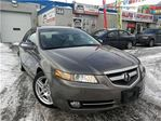 2007 Acura TL w/NAVI Pkg_Backup Camera_Leather_Sunroof in Oakville, Ontario
