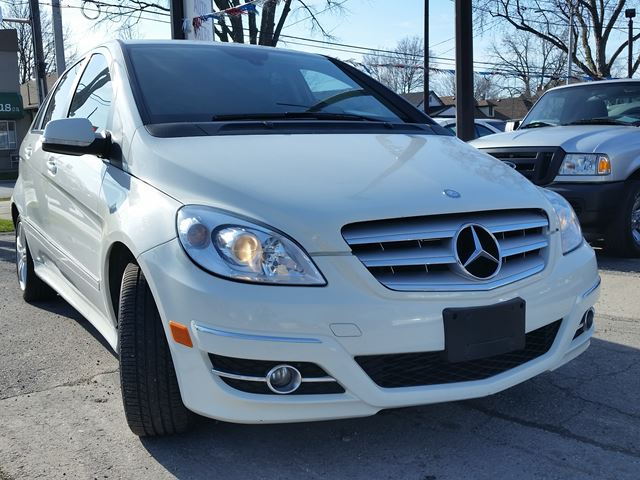 2009 mercedes benz b class turbo st catharines ontario for Mercedes benz st catharines