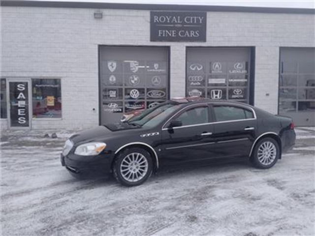 2009 BUICK LUCERNE super remote start ventilated saets harman kardon in Guelph, Ontario