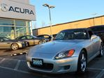 2002 Honda S2000 Coupe 6sp in Langley, British Columbia
