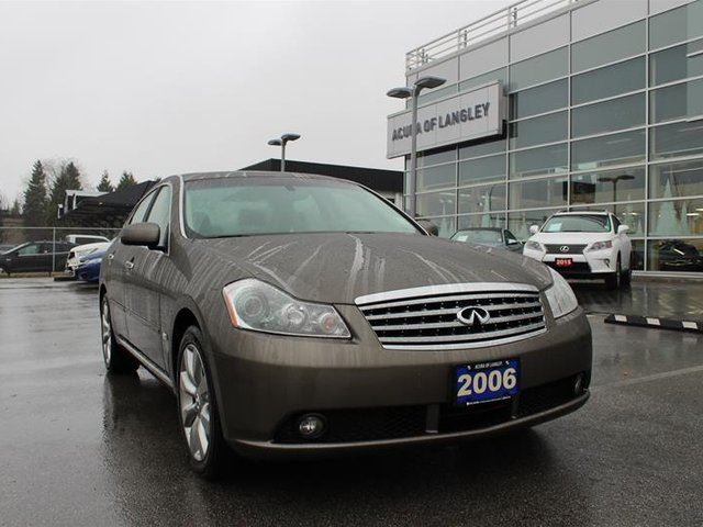 2006 INFINITI M35 x Luxury in Langley, British Columbia