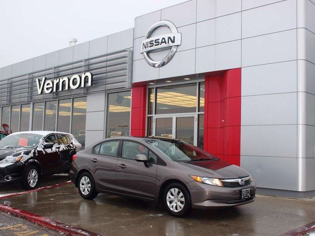 2012 HONDA CIVIC LX in Kelowna, British Columbia