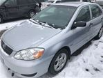 2008 Toyota Corolla CE Good quality low priced vehicle in Thunder Bay, Ontario