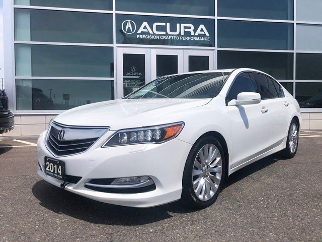 2014 ACURA RLX One Owner/SHowroom Condition/Technology Package in Thunder Bay, Ontario