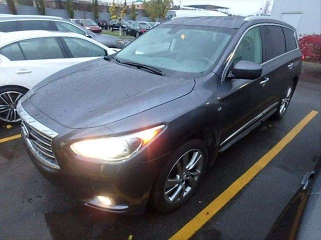 2014 INFINITI QX60 Premium, Theatre, Driver Assist, Touring, Tech in Kelowna, British Columbia