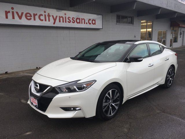 2017 NISSAN MAXIMA SL 4dr Sedan in Kamloops, British Columbia