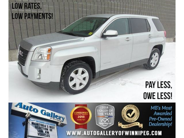 2013 GMC TERRAIN SLE-1 *Low Price! in Winnipeg, Manitoba