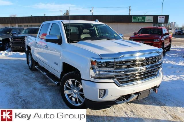 2017 CHEVROLET SILVERADO 1500 High Country in Swan River, Manitoba