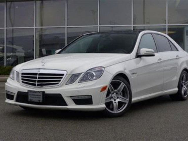 2010 MERCEDES-BENZ E-CLASS *E63 AMG, Rare!* in North Vancouver, British Columbia