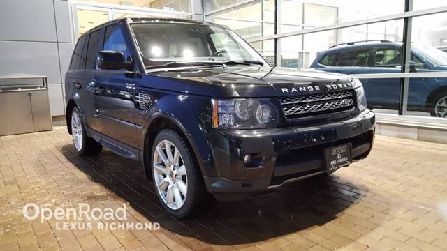 2012 LAND ROVER RANGE ROVER Sport Supercharged + No Accident in Richmond, British Columbia