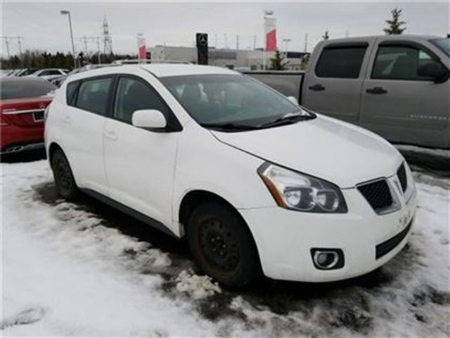 2010 PONTIAC VIBE Base   Automatic in Whitby, Ontario