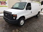 2012 Ford Econoline Commercial, Auto, Power Windows, Ladder Rack in Burlington, Ontario