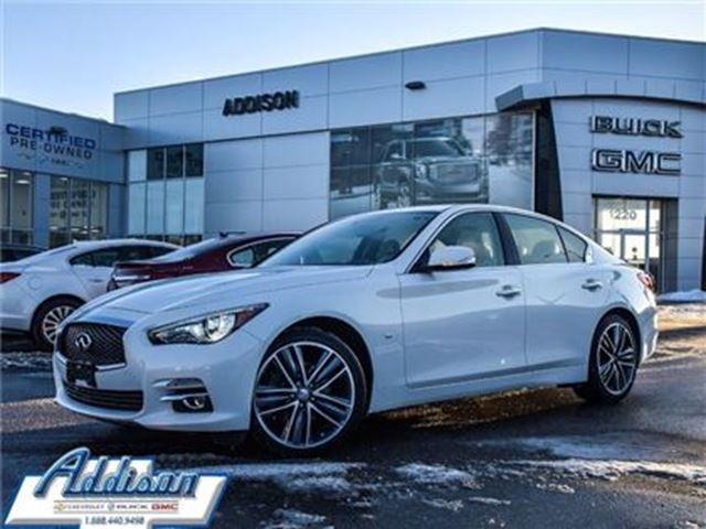 2015 infiniti q50 3 7 all wheel drive mississauga. Black Bedroom Furniture Sets. Home Design Ideas