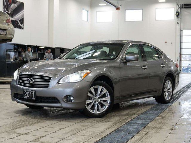 2011 INFINITI M37 AWD Sedan in Kelowna, British Columbia