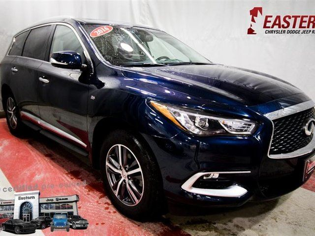2016 INFINITI QX60 PREMIUM LUXURY SUV LOADED LEATHER BACK UP CAM in Winnipeg, Manitoba
