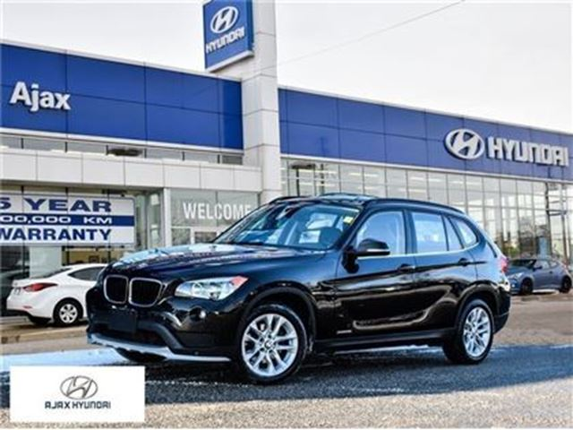 2015 BMW X1 xDrive28i in Ajax, Ontario