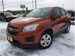 2014 Chevrolet Trax LS KEYLESS ENTRY CRUISE CONTROL in St Catharines, Ontario