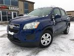 2014 Chevrolet Trax LS 4 NEW TIRES BLUETOOTH KEYLESS ENTRY in St Catharines, Ontario