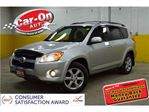 2011 Toyota RAV4 Limited 4X4 LEATHER SUNROOF HTD SEATS REAR CAM in Ottawa, Ontario