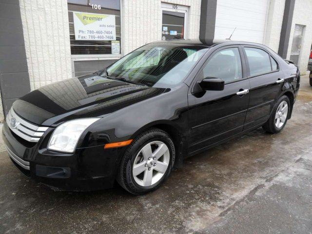2008 Ford Fusion SE 4dr Front-wheel Drive Sedan in St Albert, Alberta