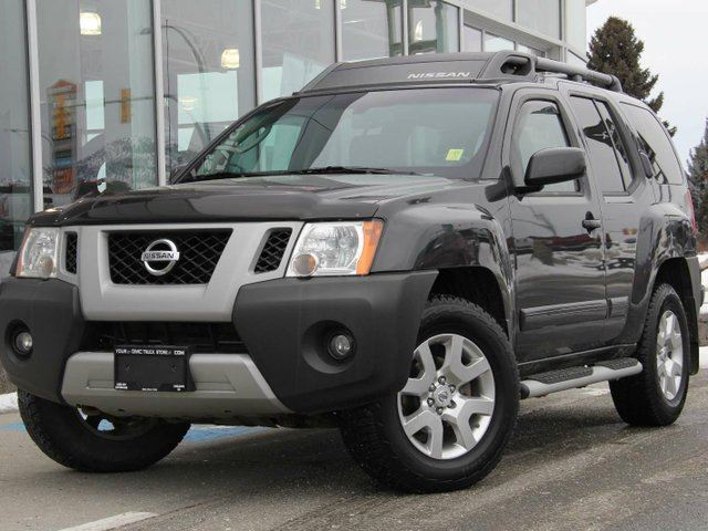 2010 NISSAN XTERRA SE 4dr 4x4 in Kamloops, British Columbia