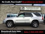 2007 Toyota 4Runner V6 Limited LEATHER HEATED SEATS P/SUNROOF 4X4 in Calgary, Alberta