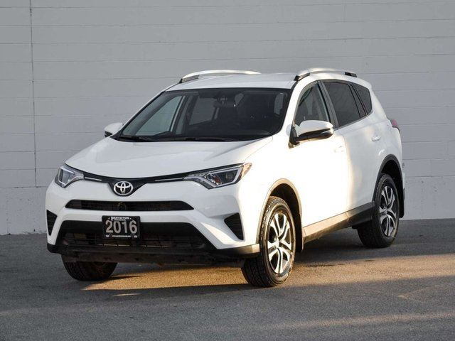 2016 TOYOTA RAV4 LE Upgrade AWD in Kelowna, British Columbia